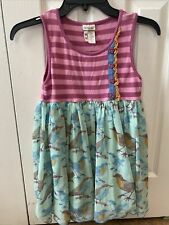 Girls Matilda Jane Sleeveless Dress Size 14 Boutique