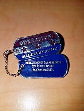 Operation Military Kids Military Families in Our Own Backyard Pin