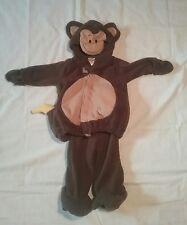 2 piece fleece Old Navy monkey Halloween costume 0 to 6 months infant baby