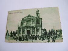 Milano - Legnano Chiesa delle Grazie - spedita f. p. 1929 franc asp