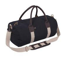 Rothco Canvas and Leather Gym Bag - 2621