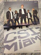 CSI Miami Bravo DIN A3  Poster