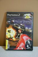 Power Drome PS2 Video Game (Sony PlayStation 2, 2004)