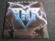 TNT-Knights of the new thunder lp-1984 HOLLAND-Heavy Metal - 33 tr/min-album