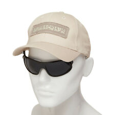 iShades Baseball Cap w Integrated Flip-Up/Down Sunglasses 100% Cotton Outback Au