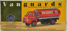 Vanguards by Lledo 1:64 VA7000 Bedford 'S' Type Tanker Regent - Near Mint in Box