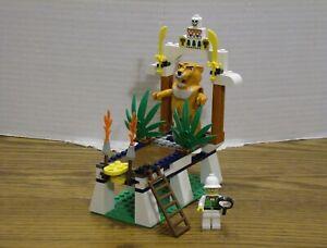 Lego 7411 Adventurers Orient Expedition TYGURAH'S ROAR Complete w/Instructions