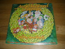 ALCOA SINGERS an old fashioned christmas LP Record - Sealed