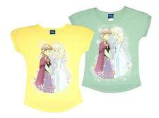 Disney Kurzarm Mädchen-T-Shirts & -Tops aus 100% Baumwolle