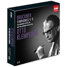 OTTO KLEMPERER/POL/NPOL - SINFONIEN 4-9  6 CD  ANTON BRUCKNER  NEU