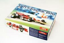 Ebbro 20001 - 1/20 Team Lotus Type 72C 1970 - Neu