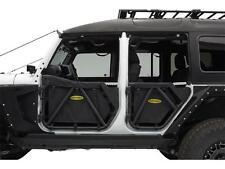 Smittybilt SRC GEN 2 Front + Rear Tube Door Set 07-17 Jeep Wrangler JKU 76794