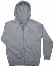 Magpul Script Logo Full Zip Men's Tactical Hoodie Sweatshirt Heather Gray Size L