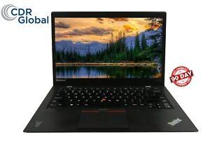 Lenovo ThinkPad X1Carbon 3rd Gen Intel Core i7-5600U 8GB RAM 256GB SSD WIN10PRO