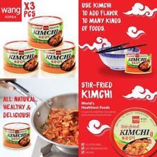Stir Fried Kimchi Korean MRE Meals Case Emergency Army Food Ration 3 PACK New