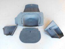 Maserati 4200 GranSport M138 Rear Boot Trunk Trim Lining Set J088