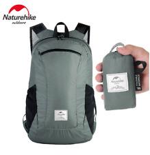 Ultralight 18l Waterproof Folding Camping Hiking Travel Backpack Outdooors Bag