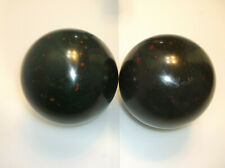 """Duckpin Balls/REFINISHED/VERY RARE/300's/Made In Italy/5""""/3lbs 10.75oz/Mint Cond"""