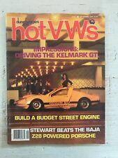 September 1977 Hot VW's Magazine