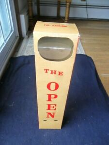 Vintage U.S. THE OPEN Golf Periscope Viewer
