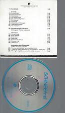 CD-PROMO APK-SCHNEEFREI--FOREIGNER