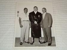 Dick Hutton Vintage Original 1950s Wrestling Photo NWA World Champion