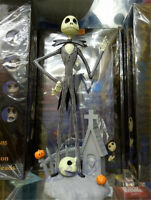 The Nightmare Before Christmas Jack Skellington PVC Action Figure Collection