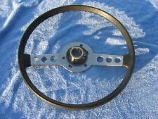 1970-1974 Mopar Plymouth barracuda steering wheel
