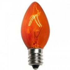 25-Pack Amber Blinkies Bulbs