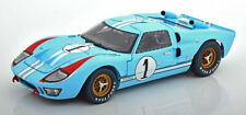 1:18 Shelby Col. Ford GT40 MK II #1, 24h Le Mans Miles/Hulme 1966