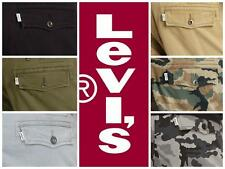 New Levi's Men's Relaxed Fit Ace Cargo Pants Many Colors Free Shipping *NWT*