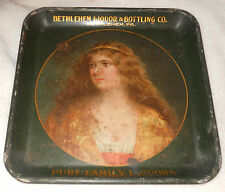 ADVERTISING TRAY PRE PRO  BETHLEHEM PA LIQUOR AND BOTTLING  CO GRESELDA PENNA