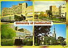 Huddersfield University.Postcard.Last of Stock!