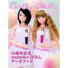 Dolly Dolly Vol 28 BJD Blythe Doll Momoko Data Book Magazine Book