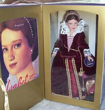 AMERICAN GIRL GIRLS OF MANY LANDS ENGLAND ISABEL BOOK DOLL NEW NRFB