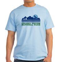 CafePress Grand Teton National Park Light T Shirt Light T-Shirt (572329591)
