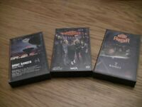 Night Ranger 3 Cassette Lot: Dawn Patrol, Greatest Hits, 7 Wishes