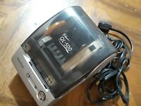 Brother QL-500 P Touch Thermal Label Printer W/ Power & USB Cable