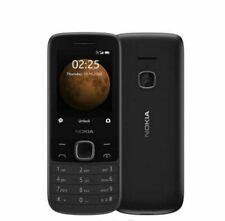 Nokia 225 4G Mobile Phone - Black (Unlocked) (Dual SIM)