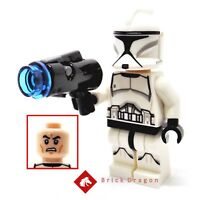 Lego Star Wars - Clone Trooper minifigure *NEW* from set 75206