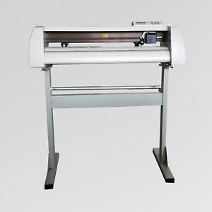 "24"" Cutting Plotter Vinyl Cutter Sign Making Machine Cutting size 630mm GJD-720"