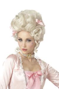 Marie Antoinette Costume Wig - Blonde