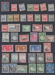 Very Useful Early Bermuda High Catalogue used selection