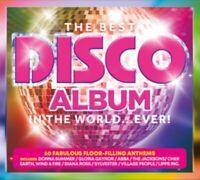 Artisti Vari - The Best Disco Album IN The World Ever! Nuovo CD