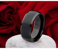 Herren-Ringe im Band-Stil aus Wolfram