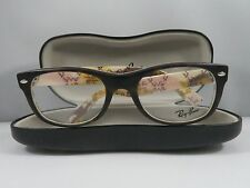 Ray-Ban Tortoise Glasses New with case RB 5184 5409 50mm