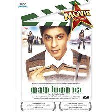 MAIN HOON NA (SHAHRUKH KHAN, ZAYED KHAN, SUSHMITA) - BOLLYWOOD HINDI DVD