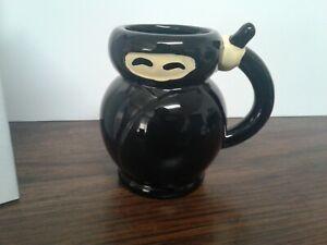 Trust Me I'm A NINJA Novelty Coffee Mug Coffee Cup Big Mouth- FREE Shipping