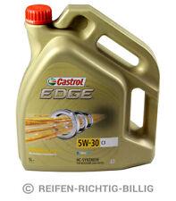 Motoröl Castrol Edge Titanium FST C3 5W-30 BMW Longlife MB VW 5 Liter 5L