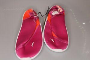 Speedo Surfwalker Pro 2.0 Water Shoes (7749015) - Youth Girls' Size 6 - Pink